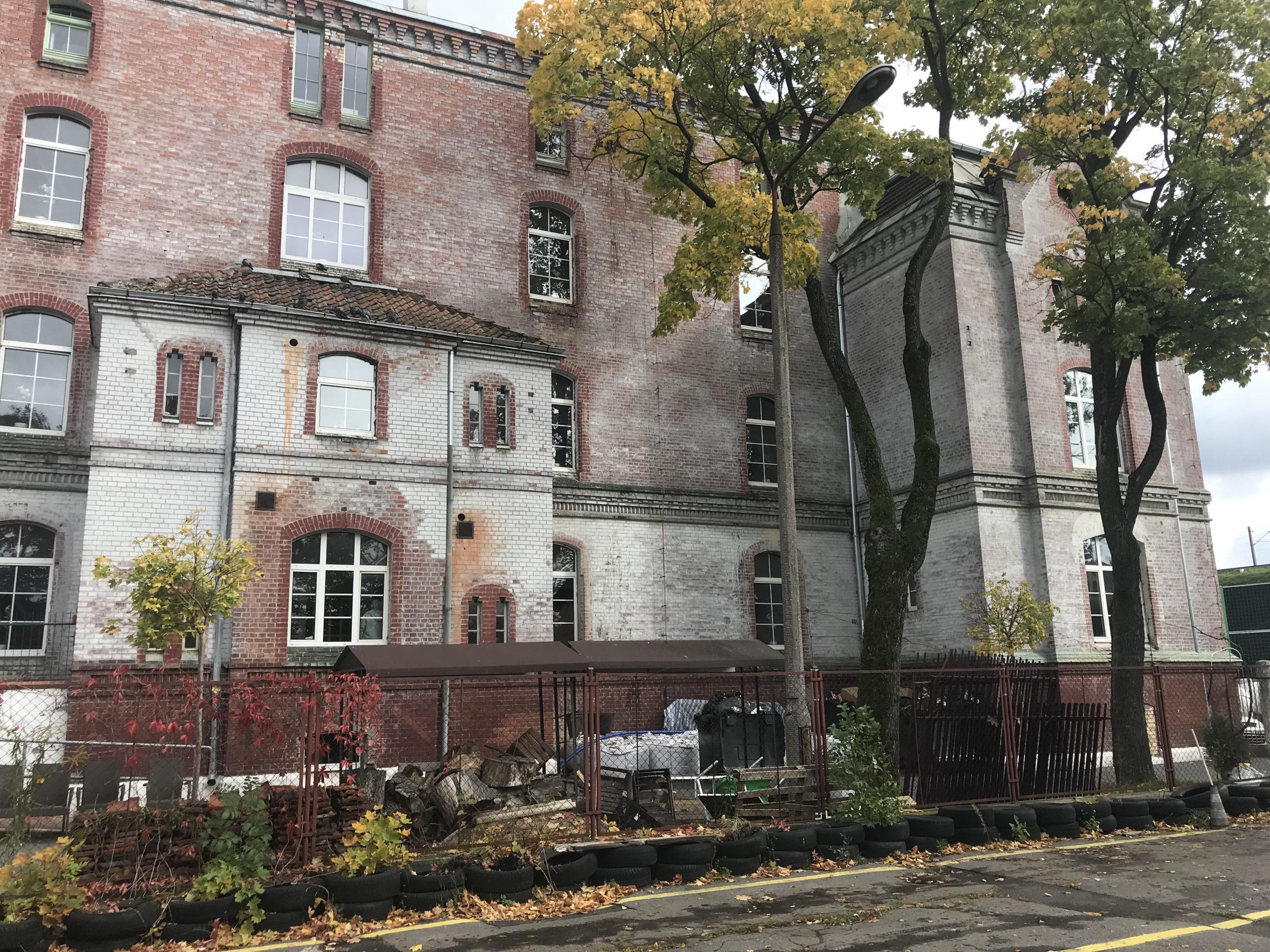 Rewitalizacja budynku zabytkowego DPS